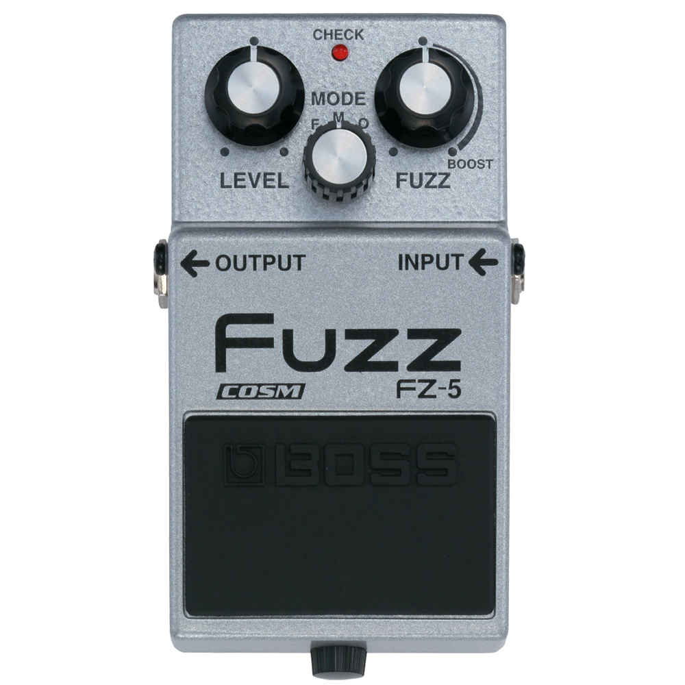 boss fz 5 fuzz boss effects pedals drum and guitar. Black Bedroom Furniture Sets. Home Design Ideas