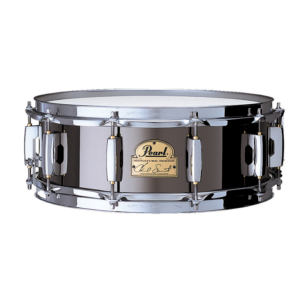 pearl cs1450 chad smith snare drum pearl snare drums drum and guitar. Black Bedroom Furniture Sets. Home Design Ideas