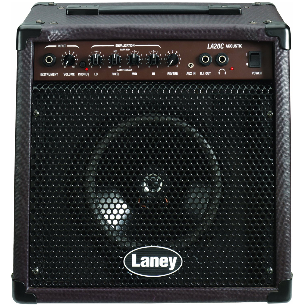 laney la20c acoustic guitar amplifier acoustic guitar amplifiers drum and guitar. Black Bedroom Furniture Sets. Home Design Ideas