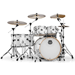 Mapex Armory Drum Shellpack LA Fusion Arctic White