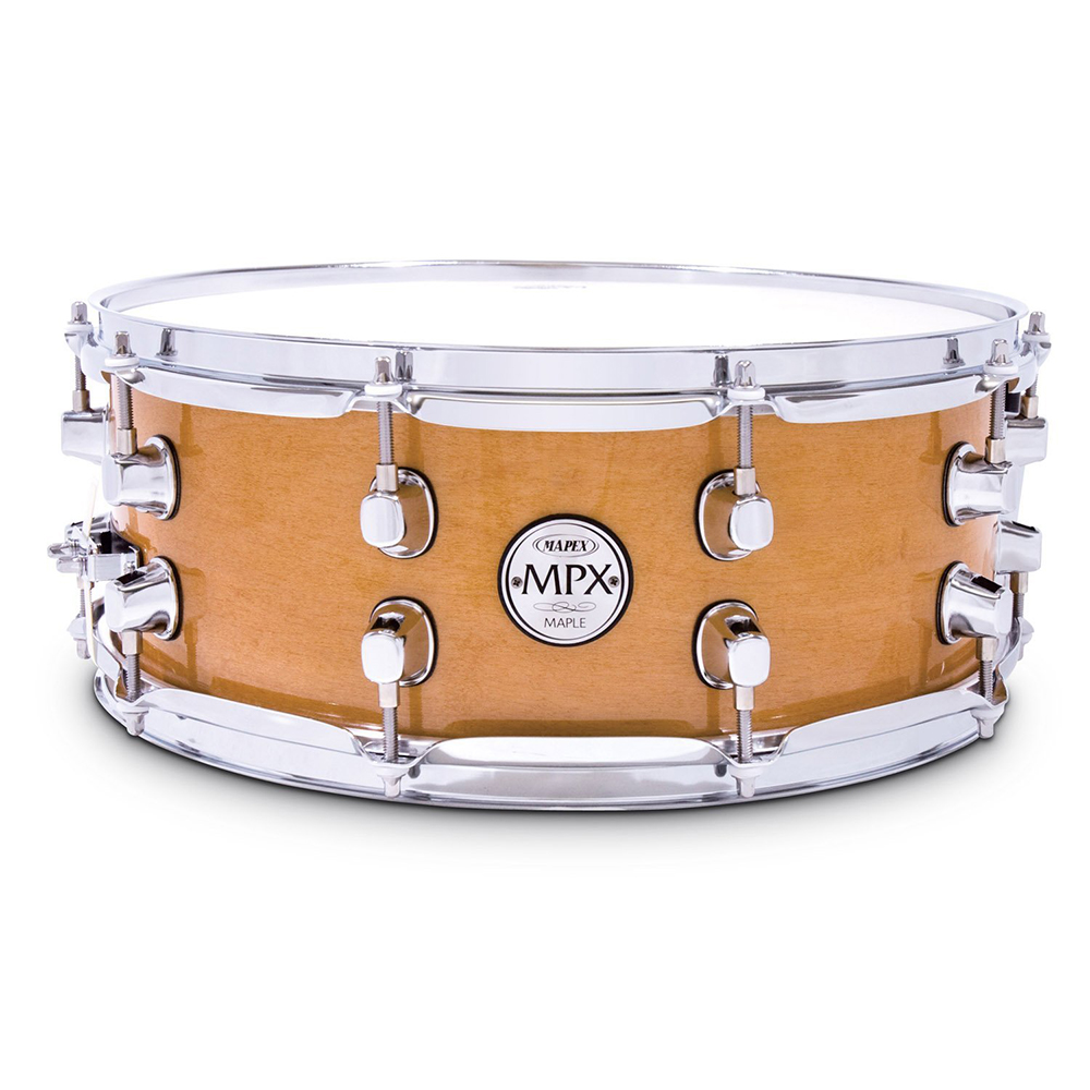 mapex mpx nottingham snare drum maple mpml4550c nl mapex snare drums drum and guitar. Black Bedroom Furniture Sets. Home Design Ideas