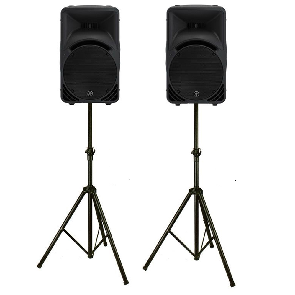 PA Speakers hire Nottingham | Sound system rental - Sound