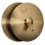 "Paiste Concert Marching Medium Heavy 20"" Cymbals"