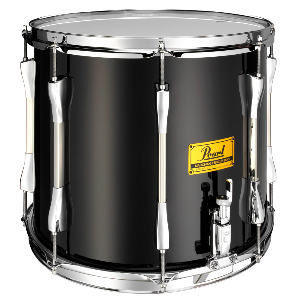 marching snare drum uk pearl prs1412ss black pearl marching drums drum and guitar. Black Bedroom Furniture Sets. Home Design Ideas