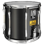 Pearl PRS1412TS Marching Snare Drum - Twin Snare Black