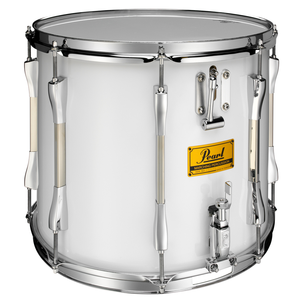 marching snare drum uk pearl prs1412ts white pearl marching drums drum and guitar. Black Bedroom Furniture Sets. Home Design Ideas