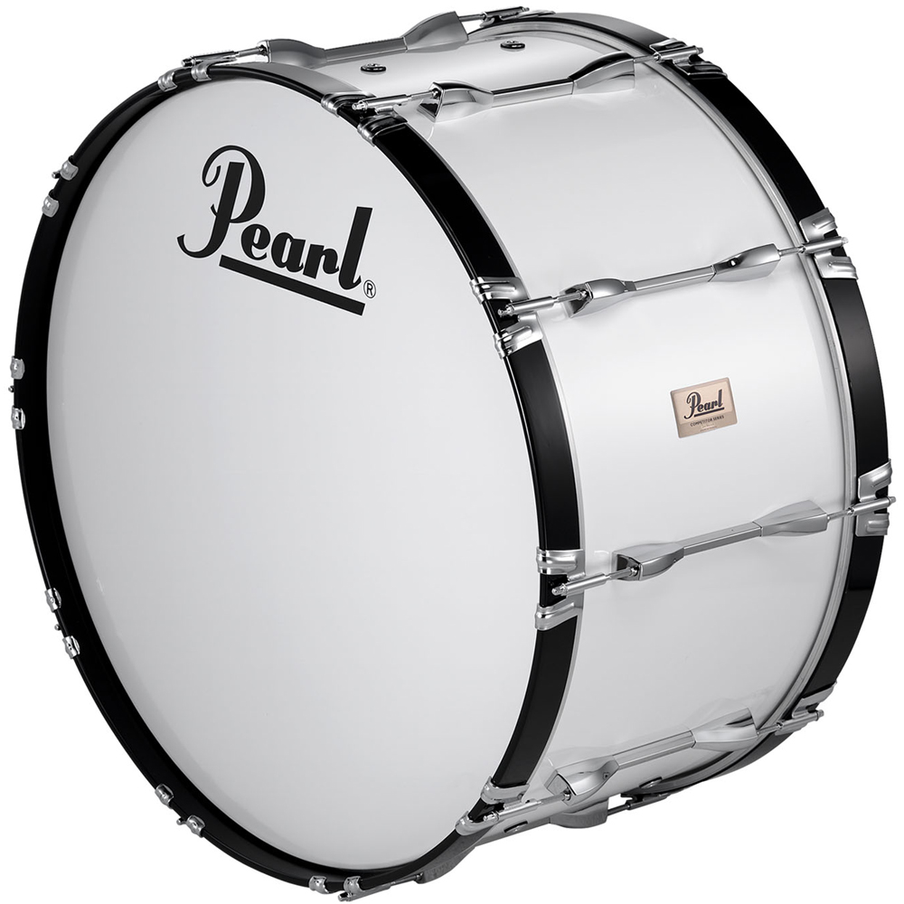 pearl competitor 18 39 x14 39 bass drum pearl marching drums drum and guitar. Black Bedroom Furniture Sets. Home Design Ideas