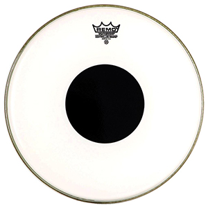 remo cs black dot 14 39 snare drum head remo snare drum heads drum and guitar. Black Bedroom Furniture Sets. Home Design Ideas