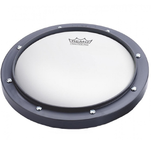 practice pad nottingham tunable remo 8 39 marching drum accessories drum and guitar. Black Bedroom Furniture Sets. Home Design Ideas