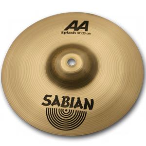 sabian aa 10 39 splash cymbal sale items drum and guitar. Black Bedroom Furniture Sets. Home Design Ideas
