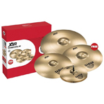 Sabian XSR Promotional Cymbal Set with Free 18inch Crash