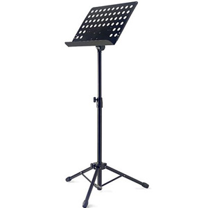 Stagg MUS-A5 BK Deluxe Music Stand
