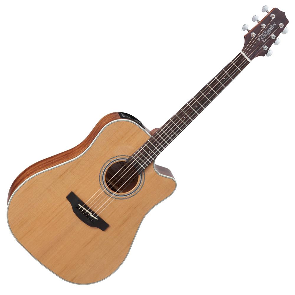 Acoustic Guitar Nottingham Takamine Gd20ce Ns Electro