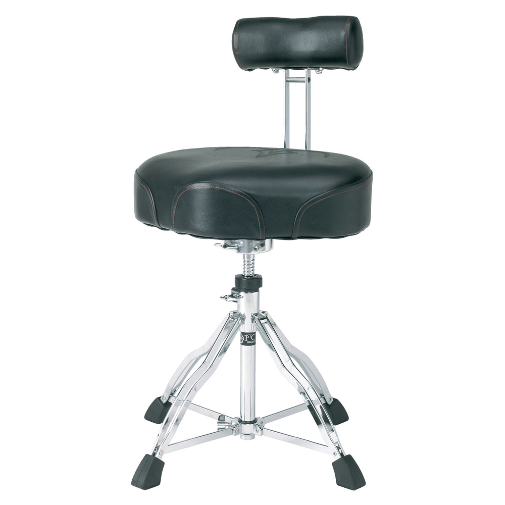 Tama Ht741 Throne With Backrest Tama Hardware Drum And