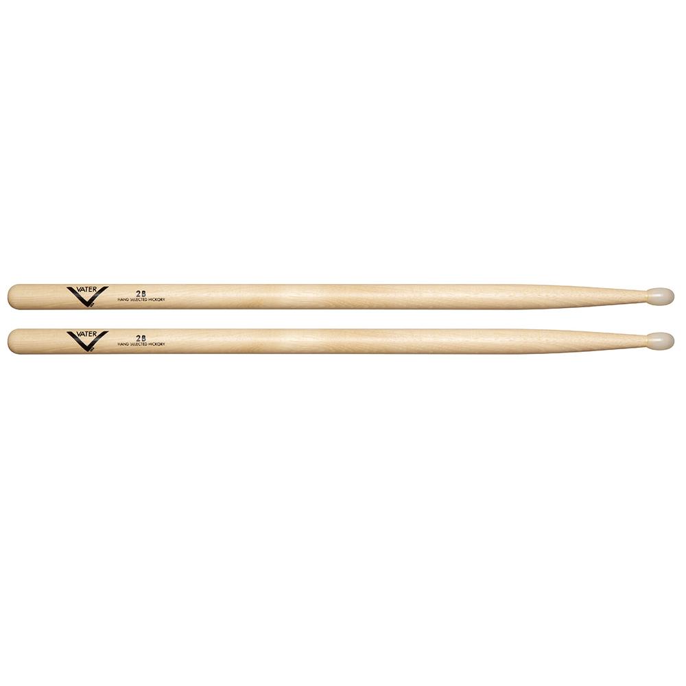 Nylon Drum Sticks : drum sticks nottingham vater 2b nylon tip vater drumsticks drum and guitar ~ Hamham.info Haus und Dekorationen
