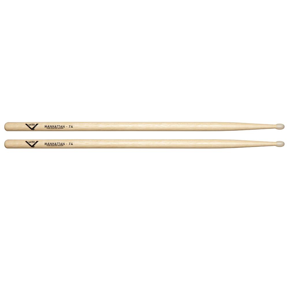 Nylon Drum Sticks : vater manhattan 7a nylon tip drum sticks vater drumsticks drum and guitar ~ Hamham.info Haus und Dekorationen