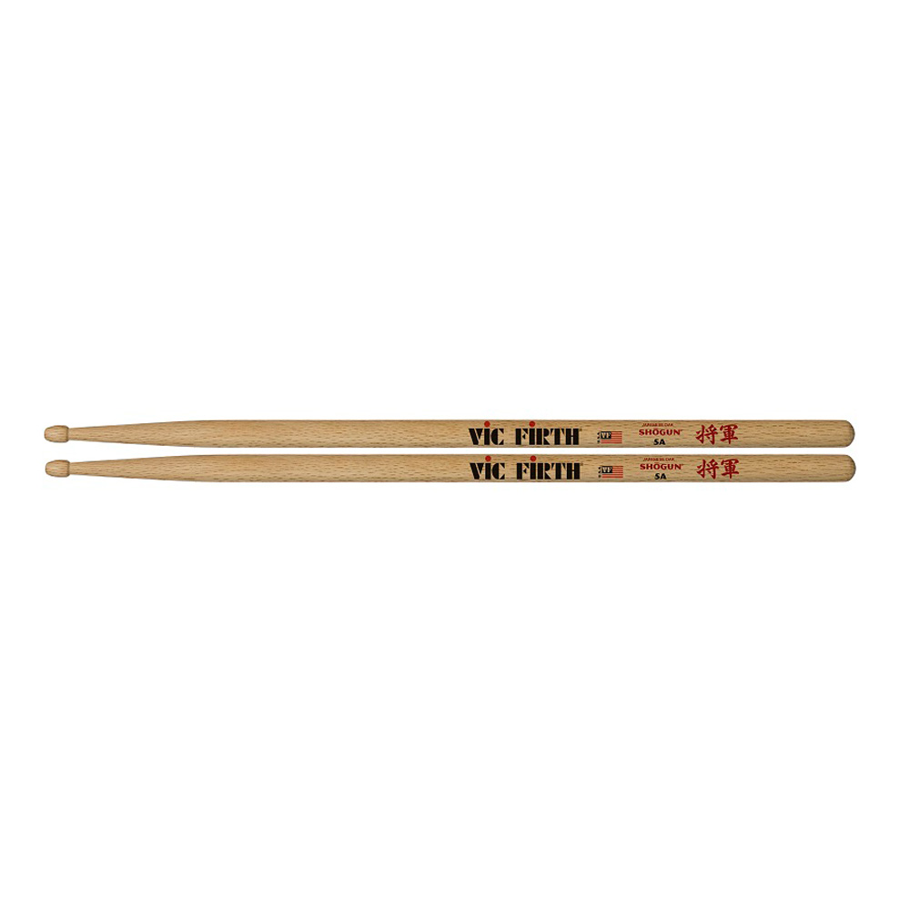 drum sticks nottingham vic firth 5a shogun oak sho5a vic firth drumsticks drum and guitar. Black Bedroom Furniture Sets. Home Design Ideas