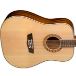 Washburn WD10S12 12-String Acoustic Guitar