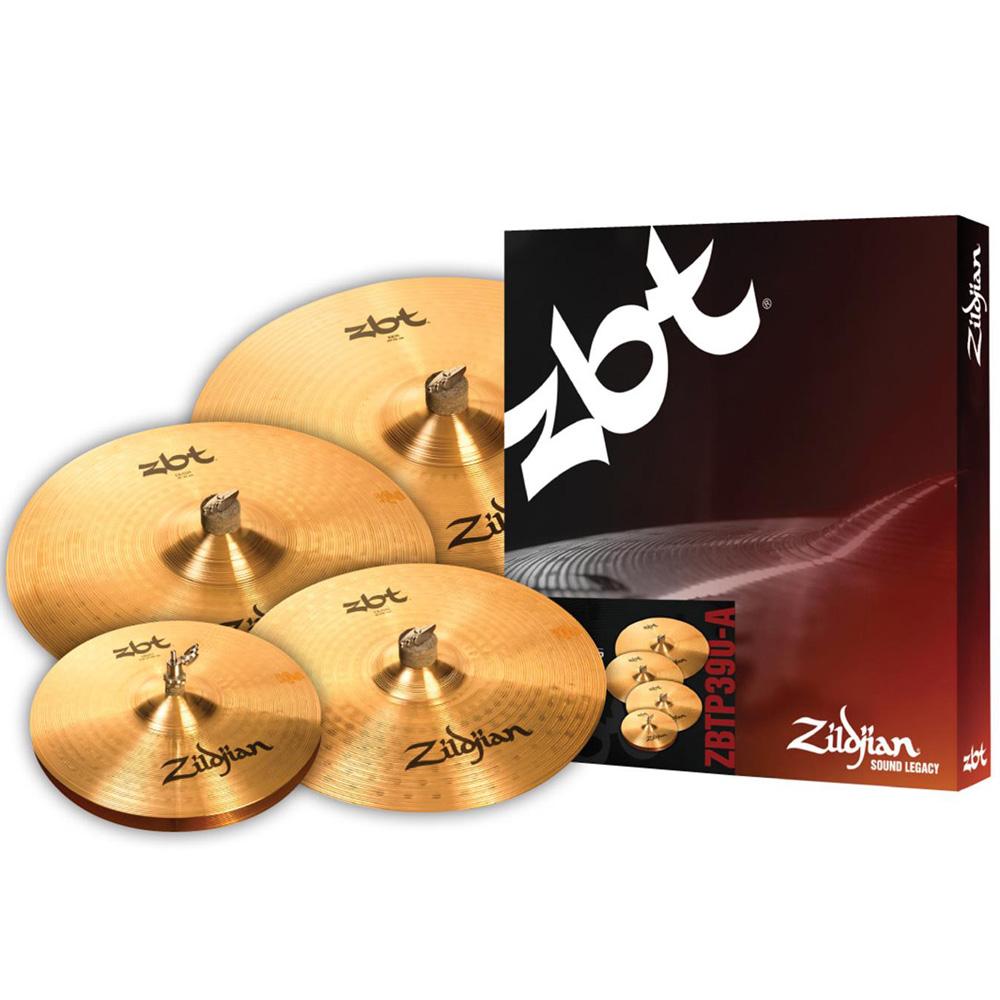 Zildjian Cymbals Nottingham Box Sets Zbt Set Zbtp390