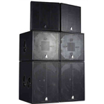dB Technologies Fifty Line 6 Box Active Speaker System Hire