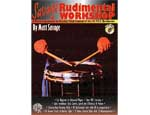 Savage Rudimental Workshop - Book and CDs