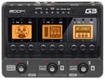 Zoom G3 Guitar Multi Effects with Looper