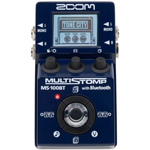 Zoom MS-100BT Multistomp Guitar Effects Pedal
